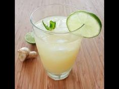 Ginger Ale Homemade Ginger Ale Recipe from One Ingredient Chef - I think I fell in love with soda again!Homemade Ginger Ale Recipe from One Ingredient Chef - I think I fell in love with soda again! Yummy Drinks, Healthy Drinks, Healthy Dinner Recipes, Vegan Recipes, Cooking Recipes, Yummy Food, Bar Recipes, What's Cooking, Free Recipes