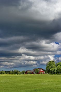 Cloudy day on estonian countryside house Photos For Sale, My Photos, Rural House, Cloudy Day, Gifts For Family, Countryside, Fine Art America, Fine Art Prints, Design Inspiration