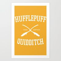 Hogwarts Quidditch Teams Collection By IA Apparel   Society6
