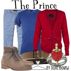 """""""The Prince"""" by lalakay on Polyvore #disney"""