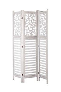 With a wood, window pane frame, this stylish screen has 3 expandable panels and can be used as a room divider in any interior setting. MDF 3 x panel screen No assembly cmCleaning and Care Large Furniture, New Furniture, Window Pane Frame, Mr Price Home, Room Divider Screen, Wood Surface, Beautiful Homes, Home Goods, Windows