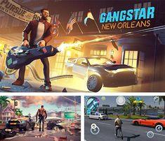 Tên tuổi của Gangstar lừng danh thiên hạ ai cũng biết, nay gameloft đã chính thức phát hành tựa game bom tấn Gangstar New Orleans mang nhiều kỳ vọng cho các game thủ việt fan đồng hành cùng game tương tự hành đồng như: GTA V Mobile,...