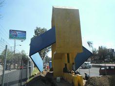 """""""Puerta de Paz""""  Estación 15 Itzhak Danziger (Israel)"""
