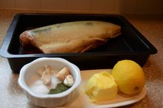 Garlic Butter Lake Trout – Purely Primal