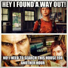 Always search EVERY square inch of a house in this game.
