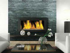 fireplace ideas stone tile