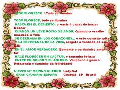 TUDO FLORESCE.... -- DUETO COM LADY VAL -- ARTES DE VAL E MARSO -- - Encontro de Poetas e Amigos