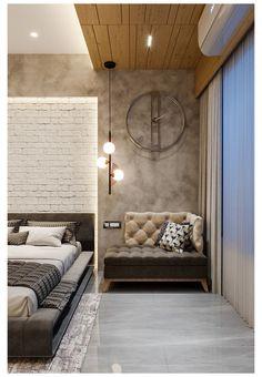 WHITE & GREY #wardrobe #design #bedroom #modern #luxury #wardrobedesignbedroommodernluxury Modern Luxury Bedroom, Luxury Bedroom Design, Master Bedroom Interior, Room Design Bedroom, Bedroom Furniture Design, Home Room Design, Luxurious Bedrooms, Home Decor Bedroom, Home Interior Design