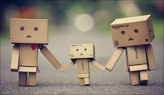 Amazon Box Robot | Cute Amazon Box Robots