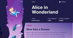 This study guide and infographic for Lewis Carroll's Alice in Wonderland offer summary and analysis on themes, symbols, and other literary devices found in the text. Explore Course Hero's library of literature materials, including documents, Q&A pairs, and flashcards created by students and educators.