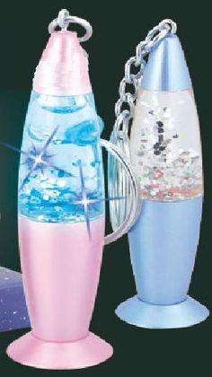 Μπρελόκ Mini Lamp Με Glitter Gadgets, Led, Gadget