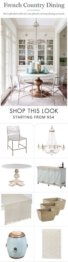 Feel Refreshed With Our New French Country Dining Arrivals Farmhouse