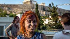 Ζόμπι στην Αθήνα;