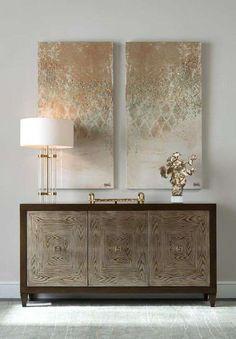 Salon Media Console   Entryway decor, Luxury furniture and Luxury