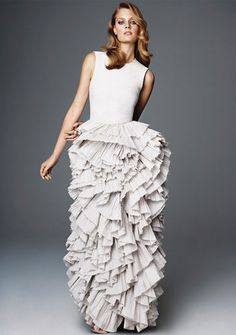 H+M's Spring 2012 Conscious Collection