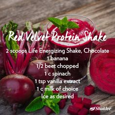Shake things up with this yummy recipe.