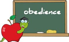 10 Days of Character Studies: Day 6 - Obedience - Confessions of a Homeschooler