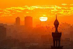 Cairo: the city of a thousand minarets