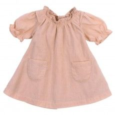 Kjara Baby Dress - Powder pink