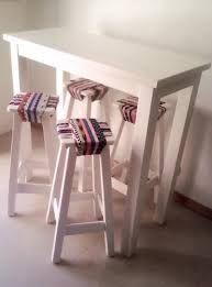 Resultado de imagen para como decorar banquetas de pino