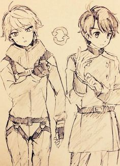 Inaho and Slaine switch places....man I wonder how the whole show would've turned out if it was like this...:
