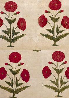 William Morris Fan Club: Mughal Empire Florals at the V&A