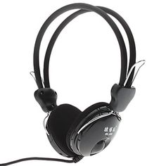 Durable Hi-fi Headphone with Microphone for Gaming & Skype – USD $ 5.59