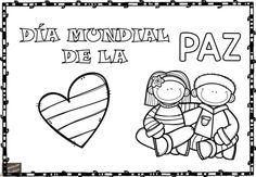 Para trabajar el clase con vuestros alumnos y decorar el aula os dejamos estos originales carteles del día mundial de la PAZ. DESCARGA LAS LÁMINAS EN PDF CARTELES PARA COLOREAR …