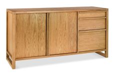 Studio Oak Wide Sideboard will create your royal house contemporary and makes you proud. More details visit our website: http://solidwoodfurniture.co/product-details-oak-furnitures-4168-studio-oak-wide-sideboard.html