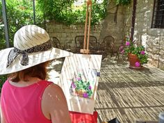 A Painting holiday in Italy!
