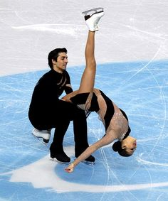 Campeonato europeo de patinaje artístico sobre hielo  Nos encanta el patinaje sobre hielo - La Nevera Pista de Hielo, Majadahonda, Madrid