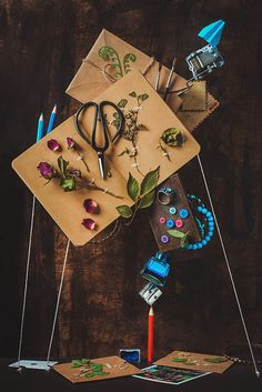 """Notes and keepsakes - News and work in progress can be found on <a href=""""https://instagram.com/dinabelenko""""> my Instagram page</a>"""