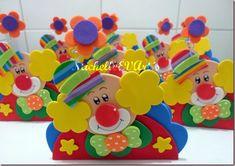 festa circo centro de mesa - Pesquisa Google