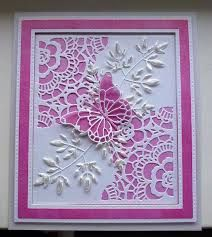 Image result for cards made with christmas lanterns dies
