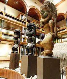 The Historic Ku Family Reunion--Bishop Museum -- Tiki Central