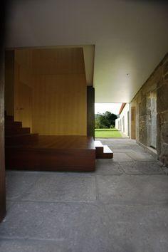Casa en Sequeiros,© Xavier Antunes