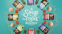 Campbell's on Behance