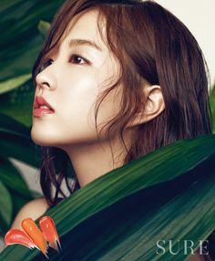 Park Bo Young as Do Bong Soon - Sure Magazine July Issue Female Actresses, Korean Actresses, Actors & Actresses, Park Bo Young, Strong Girls, Strong Women, Asian Actors, Korean Actors, Korean Star