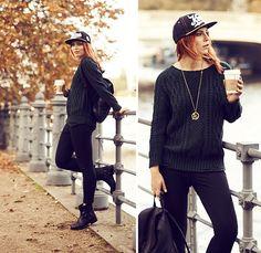 More looks by Masha Sedgwick: http://lb.nu/mashasedgwick  #casual #sporty #street