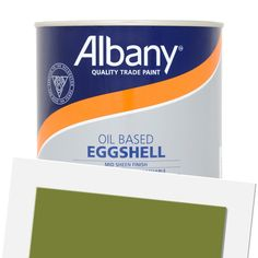 Albany Eggshell is a high VOC content eggshell finish. Eggshell is a tough, durable mid sheen finish for wood and metal. It can be applied over most previously painted surfaces without an undercoat. On new surfaces apply over the top of a suitable primer.Suitable for a wide variety of new or previously painted interior surfaces where a tough and washable mid sheen finish is required. A characteristic of the new technology used in this product is that whiteness intensifies as the paint… New Surface, White Spirit, Tool Shop, Paint Drying, Eggshell, Color Card, Brush Cleaner, Interior Paint, New Technology