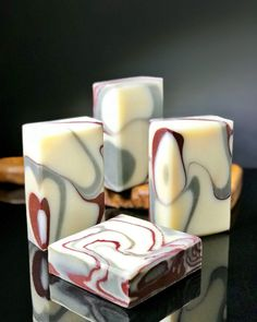 """Terra Incognito"" Artisan cp soap, by sonnerie_du_savon"