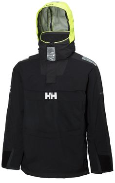 HP POINT SMOCK TOP  Premium functionality & comfort in a 1/2 zip smock design sailing top.