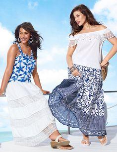 All Dresses & Skirts for Plus Size Women | Lane Bryant