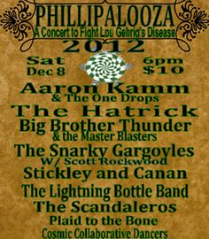 Phillip-A-Looza - A Concert to Fight Lou Gehrig's Disease >  St. Louis Sports, Music, Entertainment and Nightlife