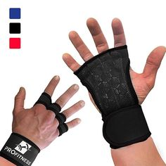 Buy Fitness Neoprene Gloves Weight Lifting Gym Workout Sport Exercise Training Wrist Wrap at Wish - Shopping Made Fun Crossfit Gloves, Gym Gloves, Workout Gloves, Crossfit Gym, Mens Gloves, Yoga Gloves, Weight Lifting Motivation, Weight Lifting Workouts, Fun Workouts