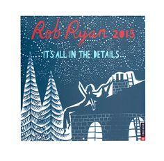 Rob Ryan 2015 Calendar