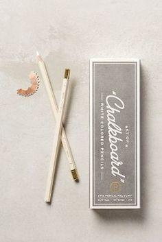 Anthropologie Chalkboard Pencils