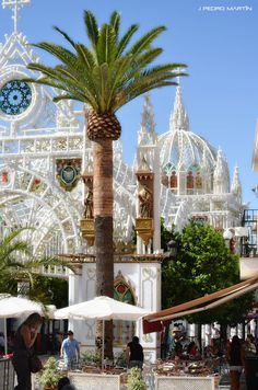 ROCÍO EN ALMONTE Huelva Spain