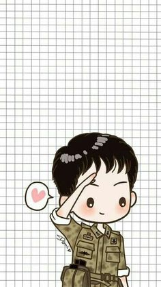 Dots.. Captain Yoo shi jin!!