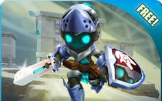 Image result for spiral knights character